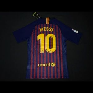 318ec7b1377 Shirts - FC Barcelona VaporKnit Jersey Match Player Version